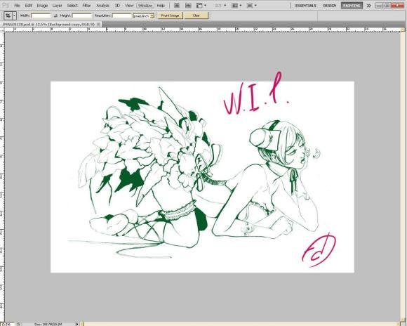 Work in progress 1